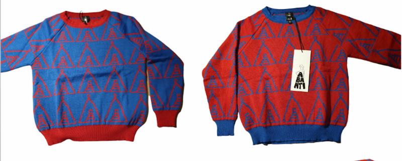 Lávvu genser